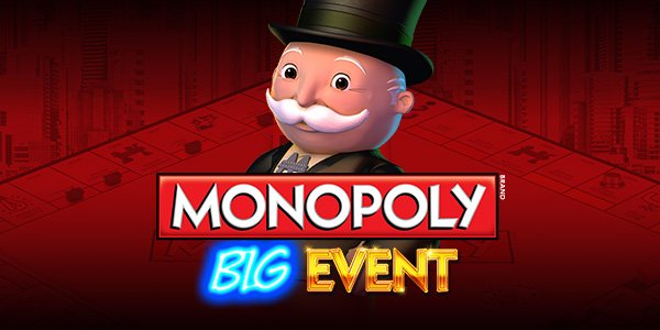 Proovi Monopoly Big Event mängu Marias