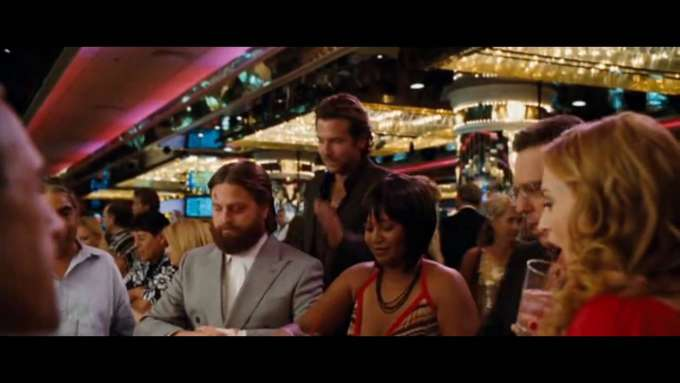 The Hangover - Blackjack Scene HD