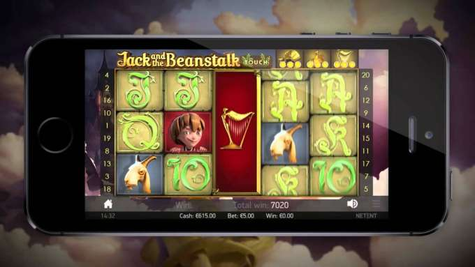 Jack and the Beanstalk Touch™ - NetEnt